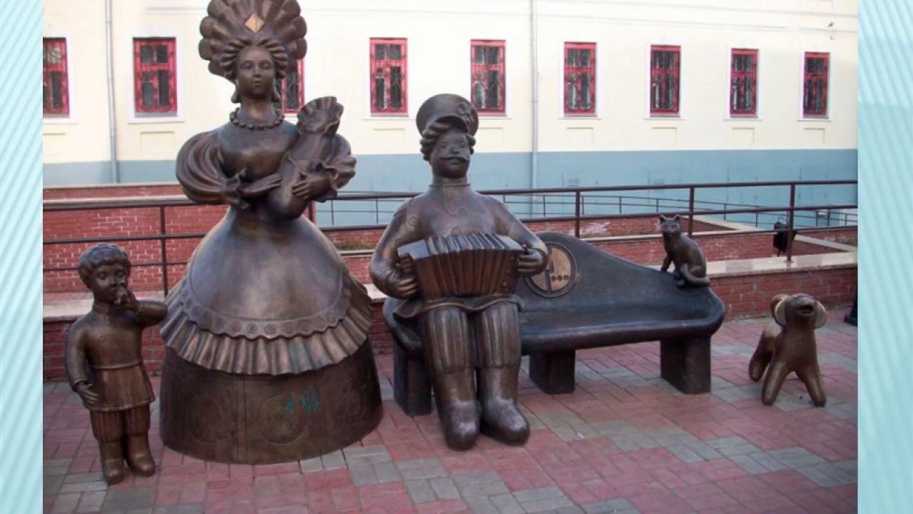 достопримечательности города кирова фото первых