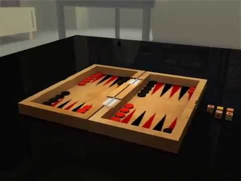 How To Play Backgammon Checkers And Chess From Siammandalay Youtube