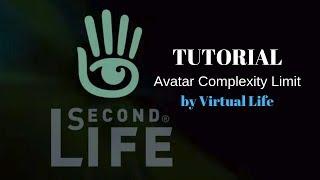 Second Life - Complexidade Limite Avatar