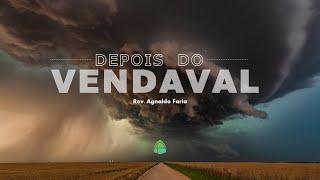 ???? SÉRIE: DEPOIS DO VENDAVAL: ACOLHIMENTO LIBERTADOR - Lucas 7. 36 - 50