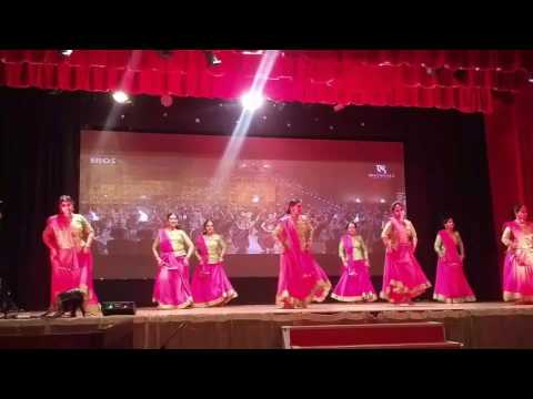 Abu Dhabi CETA ladies dance CETAARAVAM 2017
