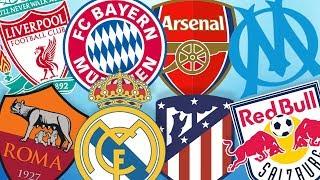 Ливерпуль - Рома | Бавария – Реал | Арсенал - Атлетико | Марсель - Ред Булл