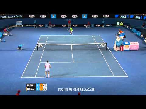 Novak Djokovic Vs Rafael Nadal - The Greatest Final Ever! | Australian Open 2012