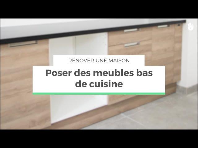 Diy Apprendre A Installer Des Meubles De Cuisine Facilement