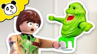 Playmobil Ghostbusters - Slimer spielt Streiche! - Playmobil Film