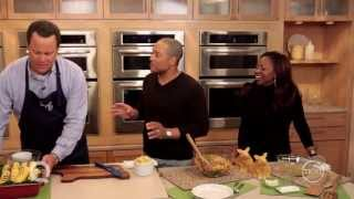 How To Make Pat And Gina Neely's Succotash Salad