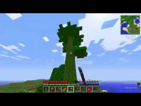 Minecraft--Tekkit Bölüm #1 İlk Video İlk Heyecan