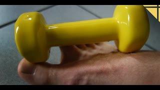 Muscler ses Pieds en 3 exercices