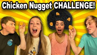 SML CHICKEN NUGGET CHALLENGE!!!!