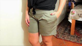 Faça um Lindo Shorts – bermuda