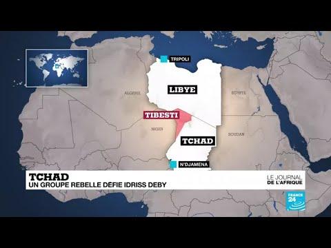 Tchad : un groupe rebelle défie Idriss Déby