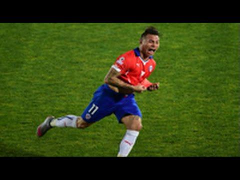Eduardo Vargas se refiere al futuro de Sampaoli en la selección de fútbol de Chile