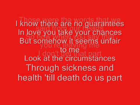 Mary J Blige - Not Gon Cry Lyrics - YouTube