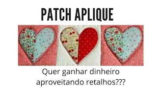 Patch Aplique de Forma Fácil