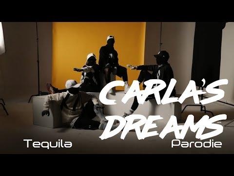 Blacklist feat Carla's Dreams - Tequila (parodie/parody wNo Music)