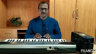 Manasu Palike Mouna Geetham Song | Swathi Muthyam Movie | by Vachaspathi (Kotaprolu Ramesh)