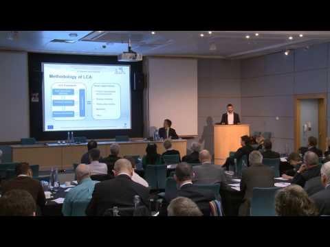 CILECCTA seminar - Life Cycle Assessment - Hannes Krieg, University of Stuttgart