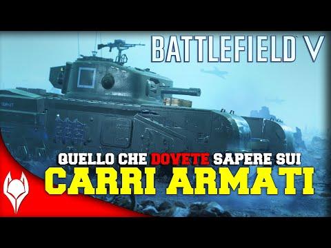 BATTLEFIELD V - IL MONDO DEI CARRI ARMATI thumbnail