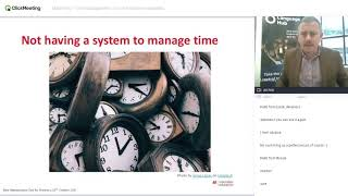 Time Management Tips for Teachers Advancing Learning Webinar