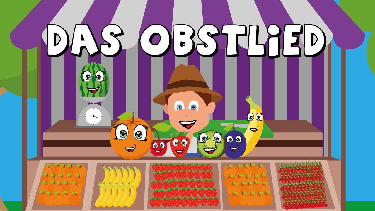 Obst Abc Arbeitsblatt : Das obstlied kinderlieder zum mitsingen obst lernen