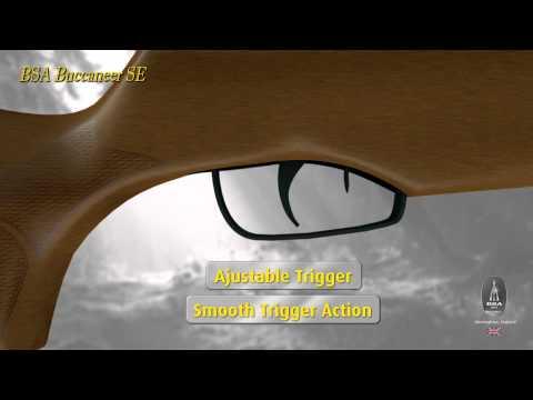 Buccaneer SE | PCP Airguns | BSA Guns