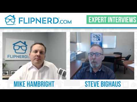 Steve Bighaus on Navigating Financing Options for Your Rental Property Investments
