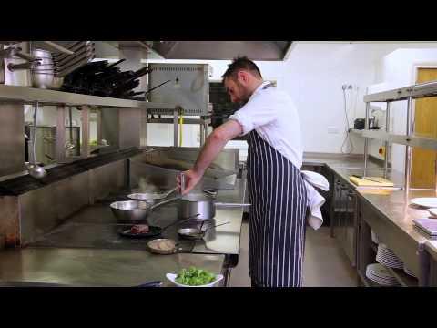 Blackmoor Farm Venison recipe @ White Horse Hotel & Silks Brasserie Romsey