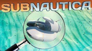 Subnautica #26 - SEARCH FOR THE SEA MOTH!