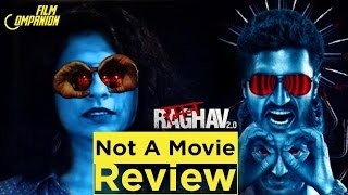 Raman Raghav2.0 | Not A Movie Review | Sucharita Tyagi