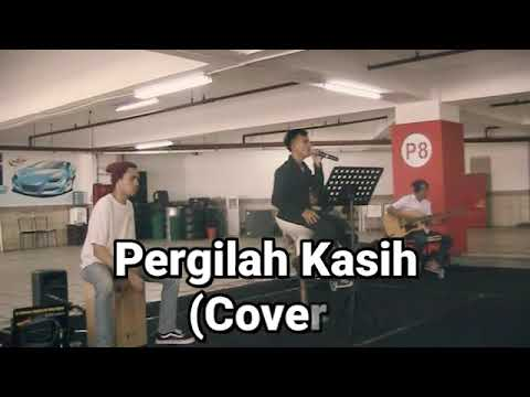 D'Masiv - Pergilah kasih (Acoustic Version) | Cover By Indra Adhari
