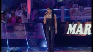 Zvezde Granda 2011 - Emisija 14 - Marina Antic - Ti, muskarac (Viki Miljkovic)