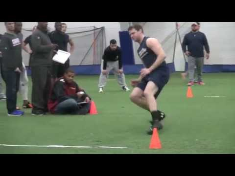 UNH Football Pro Day