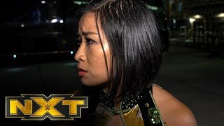 Xia Li is determined after tough loss to Baszler: NXT Exclusive, Dec. 4, 2019