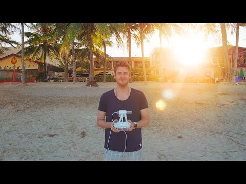 Michael Learns to Fly the Phantom 3 – Day 2: My First Dronie