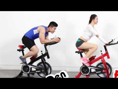 Xe đạp Tập Thể Dục Spin Bike Tập Tại Nhà, Giá Rẻ - SieuMuanhanh.com