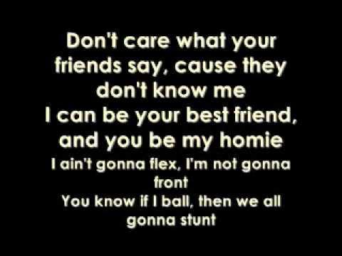 Wiz Khalifa - Roll Up Lyrics!