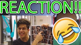 Funny Musical Barber | Rudy Mancuso!! REACTION!!