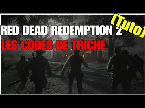 Red dead redemption 2 : LES CODES TRICHE |GUIDE