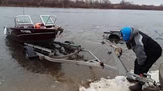 Модернизация лодочного прицепа ЛОДКИ НА ВОДУ