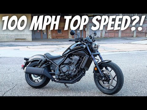 Is The Rebel 1100 REALLY As Slow As They Say?