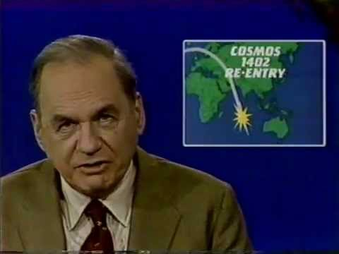 1983 NBC News Capsule With Edwin Newman