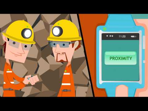 Deloitte Wearables #1  - Health and Safety in Mining