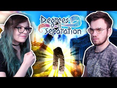POSZUKIWACZE RĘCZNICZKÓW! - Degrees Of Separation | CZOKLET I GAENALI