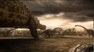 BBC EARTH「プラネット・ダイナソー BBCオリジナル完全版」トレーラー