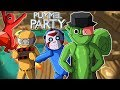 PUMMEL PARTY - CRAZY BOARD GAME!