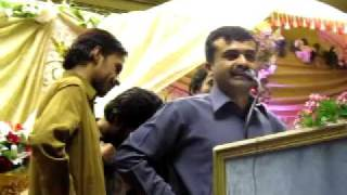 Nawroz Ho Mubarak - Zakir Qazi Waseem Abbas - Birmingham (UK) - 1432/2011
