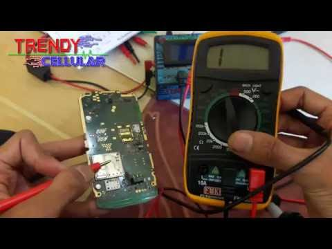 Mengunakan Multimeter Digital
