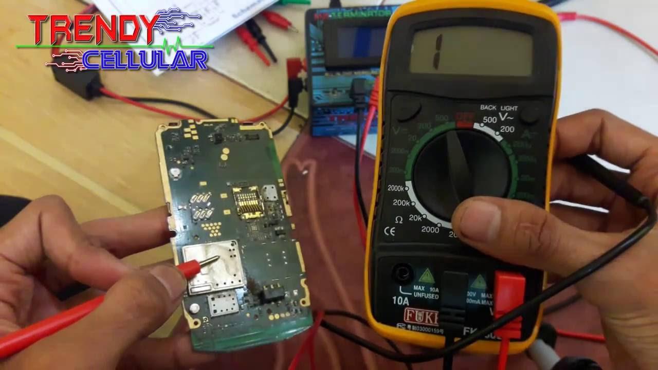 Mengunakan Multimeter Digital Youtube Multitester Avometer Dt 830 B