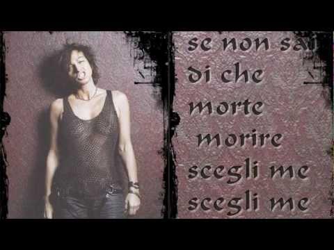 ✿⊱ Gianna Nannini - Scegli me ✿⊱