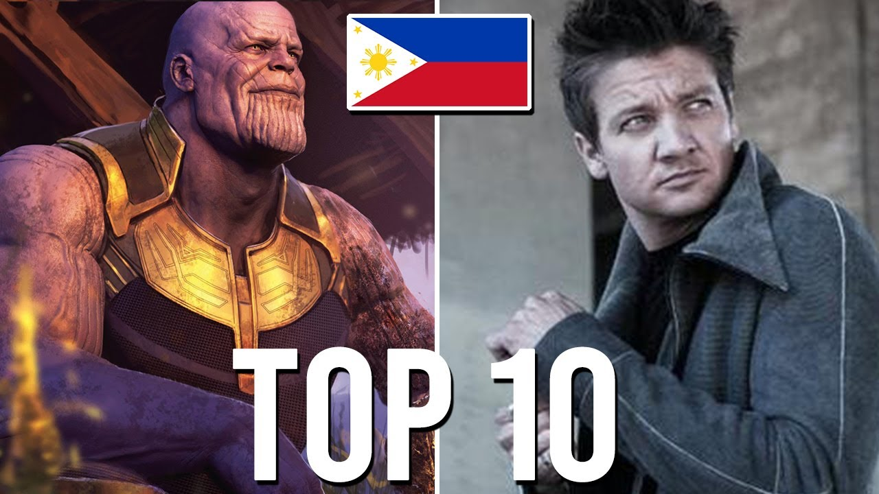 TOP 10 FAMOUS Movies SHOT in the PHILIPPINES! (Original Video)